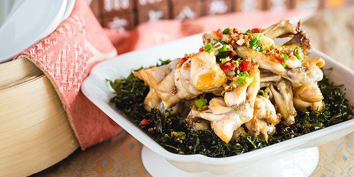 Chicken from Sum Yi Tai (Tapas Bar) in Raffles Place, Singapore