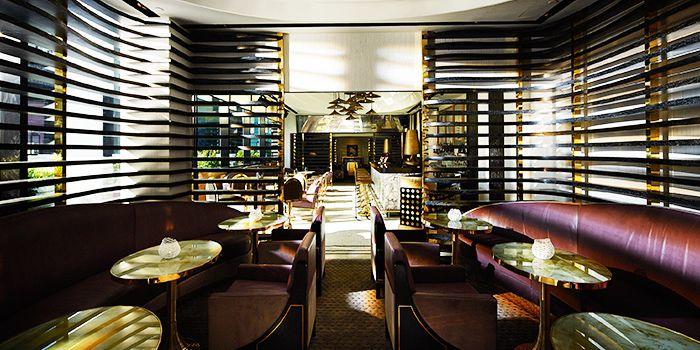 Lounge Area of VOGUE Lounge in Sathorn, Bangkok