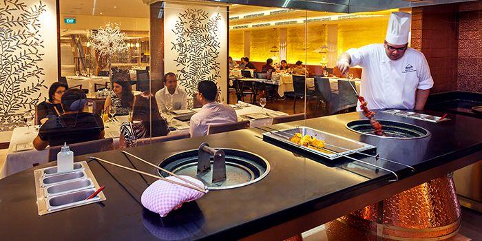 Tandoor chope restaurant reservations for Cloud kitchen beijing