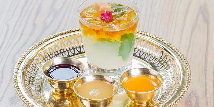 Maharaja Mai Tai from Charcoal Tandoor Grill & Mixology in Lower Sukhumvit, Bangkok