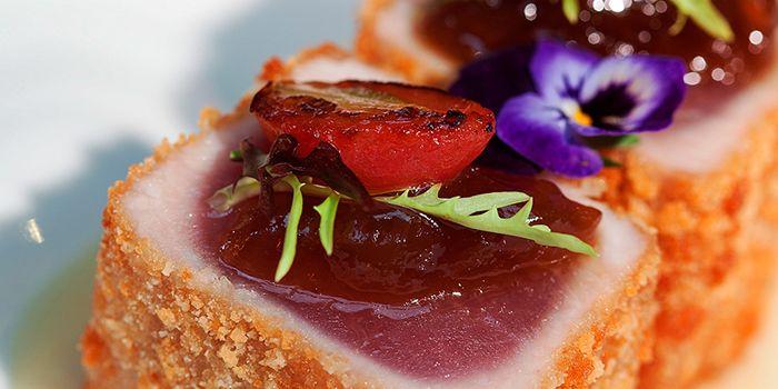 Crispy Pork from ALBA 1836 Italian Restaurant in Duxton, Singapore