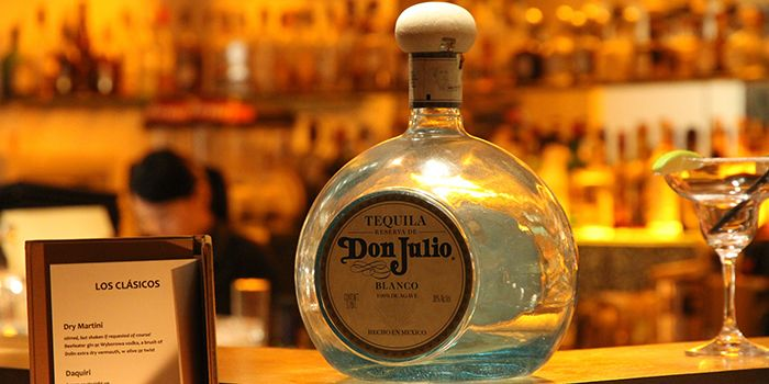 Don Julio from MAYA in Jing