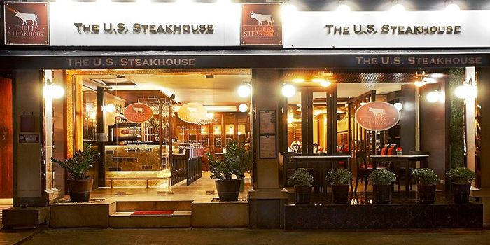 Exterior from The U.S. Steakhouse on Sukhumvit Soi 16