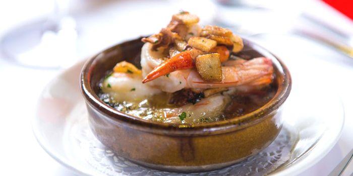 Garlic Shrimp, Sabor, Sheung Wan, Hong Kong