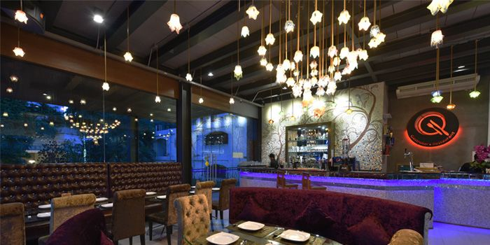 Interior from Indique Gastrobar & Restaurant on Sukhumvit 22