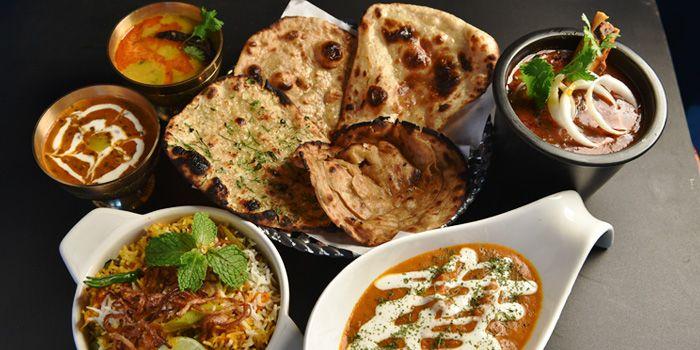 Set Menu from Indique Gastrobar & Restaurant on Sukhumvit 22