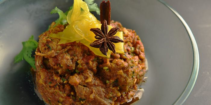 Barra boti masala from Indique Gastrobar & Restaurant on Sukhumvit 22