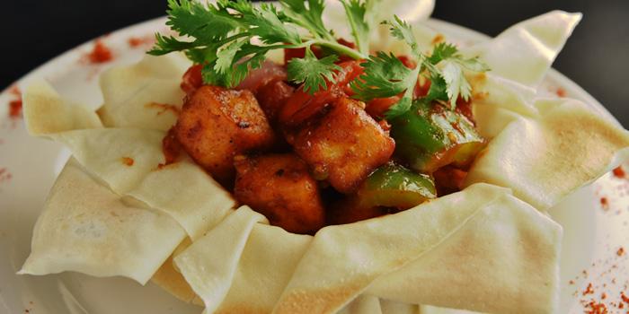 Paneer tukda from Indique Gastrobar & Restaurant on Sukhumvit 22