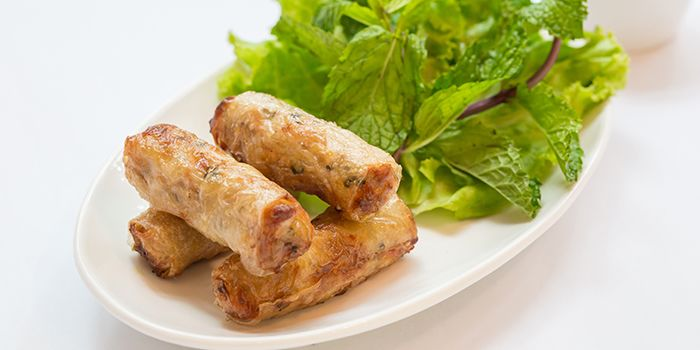 Fried Spring Rolls from L
