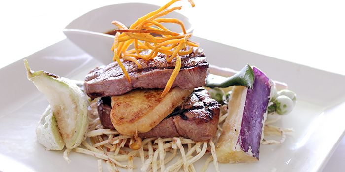 Grilled Beef Tenderlion from Tamarind Hill in Telok Blangah, Singapore