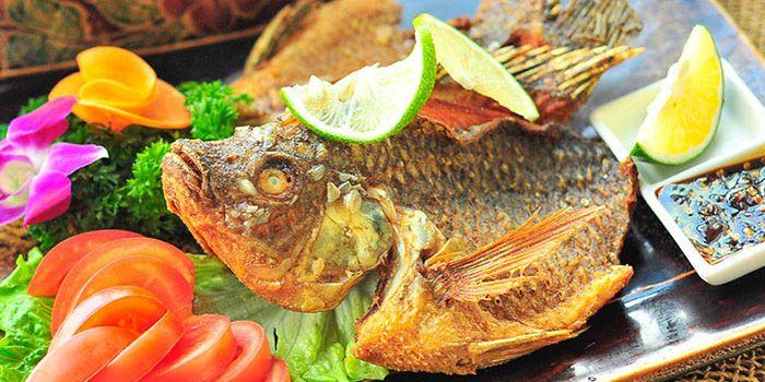 Ikan Goreng Gurame from Bali Bistro & Balini Coffee in Jing