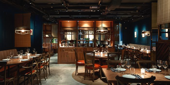 Dining Area, The Optimist, Wan Chai, Hong Kong