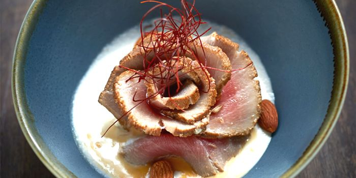 Tuna Tataki, The Optimist, Wan Chai, Hong Kong