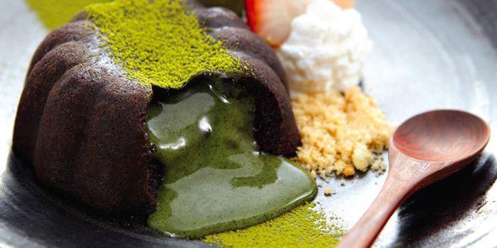 Chocolate Greentea from Yuutaro on Sukhumvit Soi 51, Bangkok
