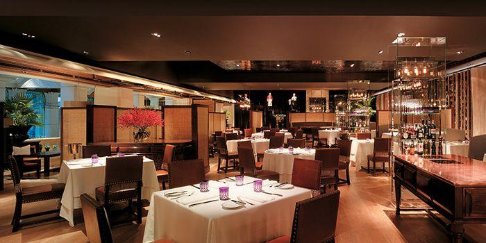 Dining Area from Tables Grill Restaurant at Grand Hyatt Erawan, Bangkok