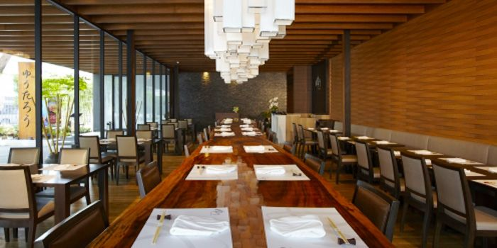 Dining Area from Yuutaro on Sukhumvit Soi 51, Bangkok