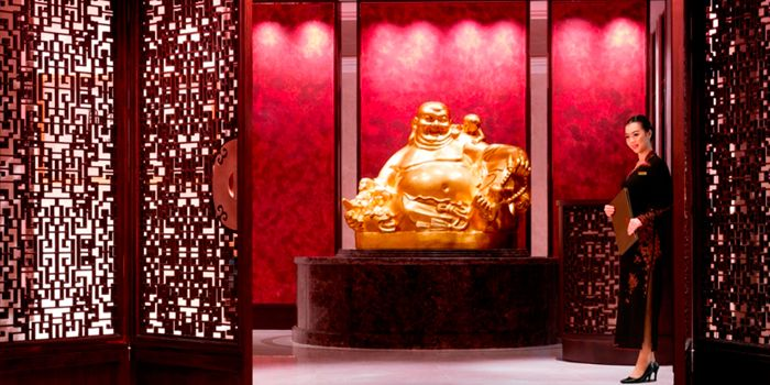Exterior of Shang Palace at Shangri-La Hotel, Bangkok