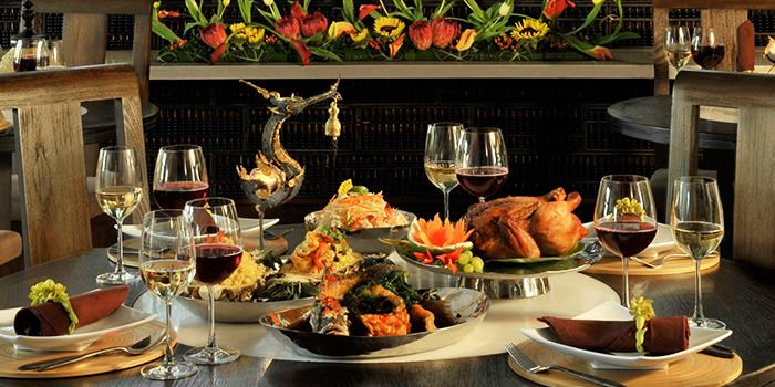 Jim Thompson Thai Restaurant and Wine Bar
