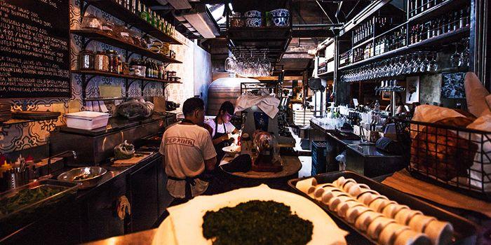 Kitchen from Peppina in Sukhumvit Soi 33, Bangkok