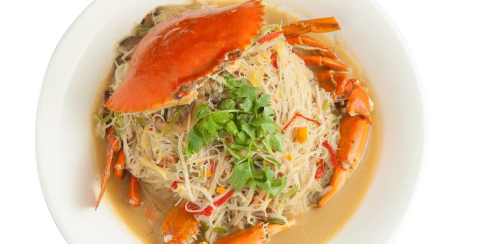 Crab Beehoon from Lai Huat Signatures (East Coast) in East Coast, Singapore