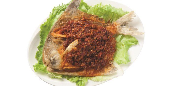 Sambal Promfret  from Lai Huat Signatures (East Coast) in East Coast, Singapore