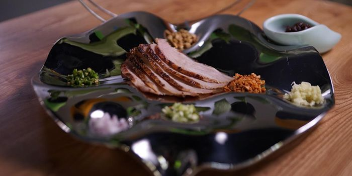 Pork Neck from Kitchen 1502 - T for Thai & cu2+ located in Xuhui, Shanghai