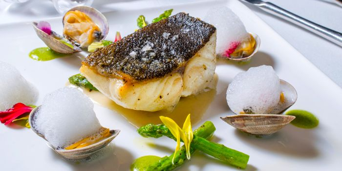 Roasted Cod Fish from Giorgio