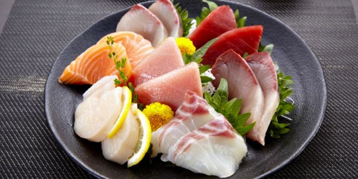 Sashimi from Yuutaro on Sukhumvit Soi 51, Bangkok