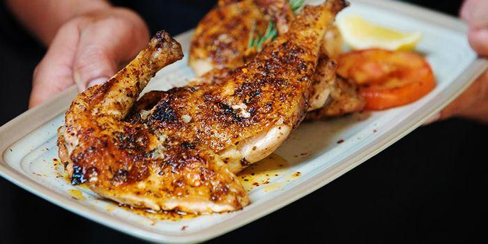 Spicy Baby Chicken from Peppina in Sukhumvit Soi 33, Bangkok