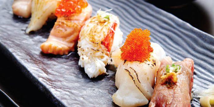 Sushi from Yuutaro on Sukhumvit Soi 51, Bangkok