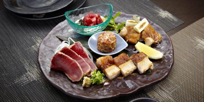 Tuna Dish from Yuutaro on Sukhumvit Soi 51, Bangkok