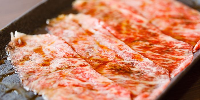 Beef Yakiniku from BEEF YAKINIKU DINING YAKINIQUEST in Boat Quay, Singapore