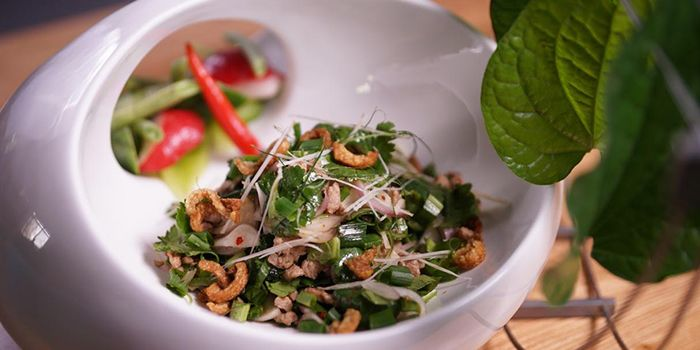 Appetizer from Kitchen 1502 - T for Thai & cu2+ located in Xuhui, Shanghai