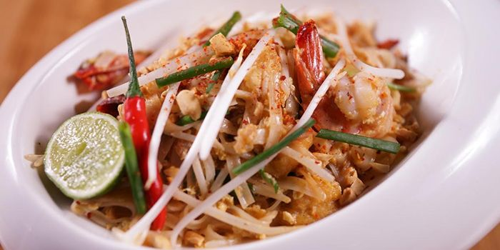 Pad Thai from Kitchen 1502 - T for Thai & cu2+ located in Xuhui, Shanghai