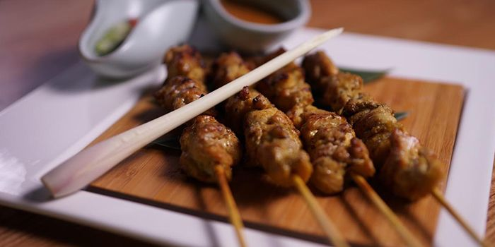 Satay from Kitchen 1502 - T for Thai & cu2+ located in Xuhui, Shanghai