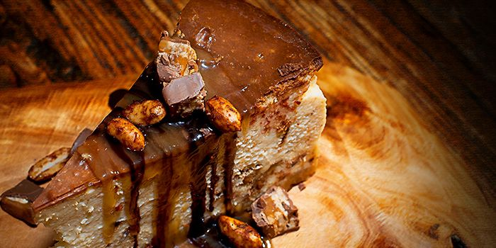 Snickers Cake from Boxing Cat Brewery (Hong Qiao) in Minhang, Shanghai