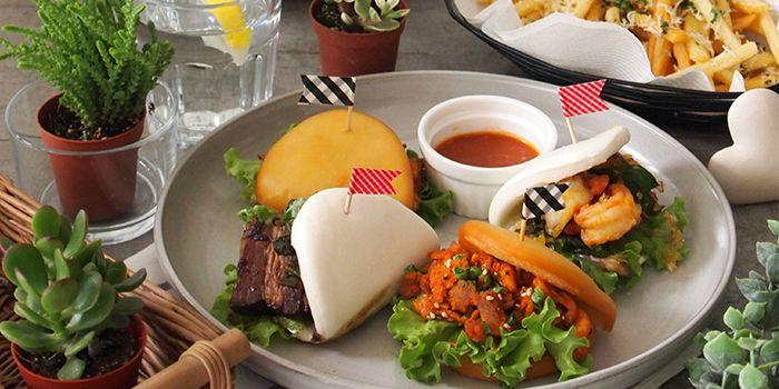 Bao Platter from Bao Makers in Jalan Besar, Singapore