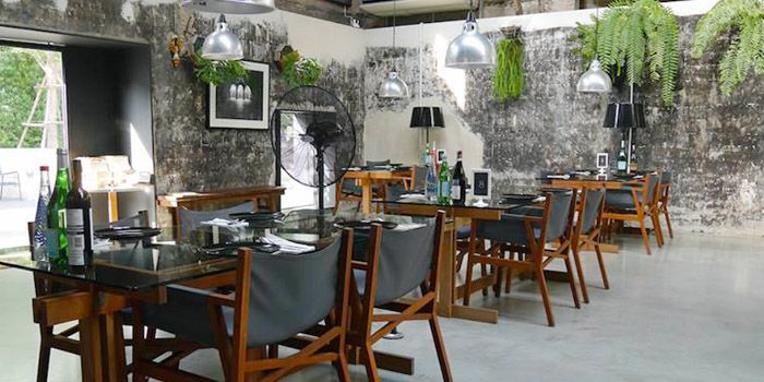 Dining Tables from The Never Ending Summer in Charoen Nakorn Road, Bangkok