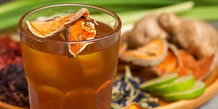 Herb Drink from The Never Ending Summer in Charoen Nakorn Road, Bangkok