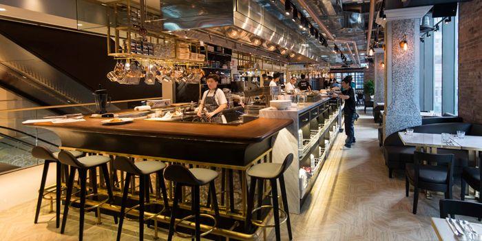 Urban park central chope restaurant reservations