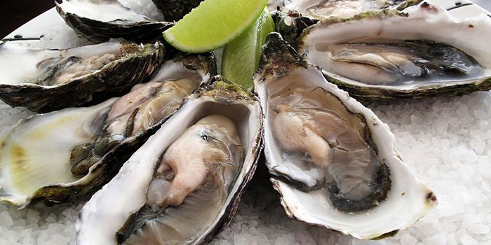 Pacific Oysters from Shanghai Slim