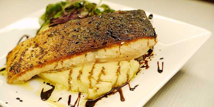 Pan Seared Salmon from Birdie Num Num in Kembangan, Singapore