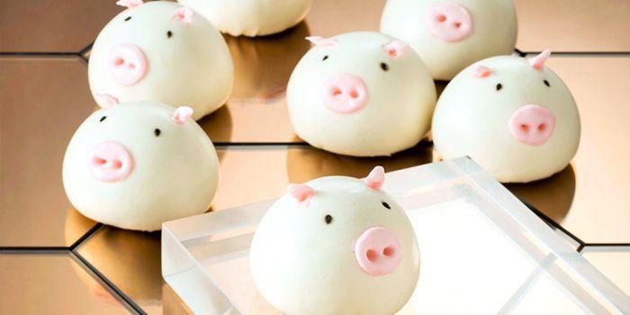 Piggy Buns, Yum Cha, Tsim Sha Tsui, Hong Kong