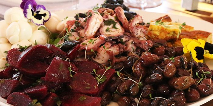 Appetizer from D.O.C Gastronomia Italiana in Xuhui, Shanghai