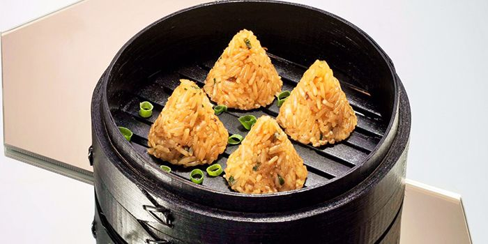 Sticky Rice Dumplings, Yum Cha, Central, Hong Kong