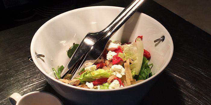 The Garden Salad from The Garden at Sofitel Singapore Sentosa Resort & Spa in Sentosa, Singapore