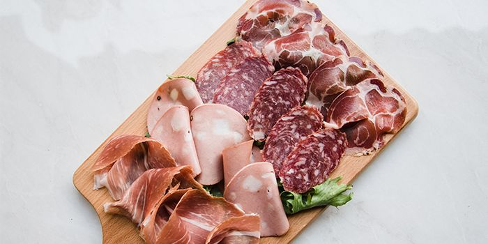 Charcuterie from Ciao@ Italian Risto-Bar in Bugis, Singapore