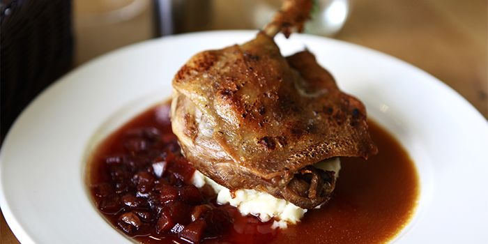 Duck Confit from The Fabulous Baker Boy in Clarke Quay, Singapore