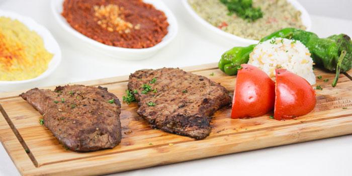 Mains from Pasha Turkish Restaurant in Huangpu, Shanghai