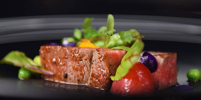 Steak from Da lvo (The Bund) in The Bund, Shanghai